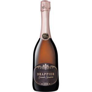 Drappier Grand Sendrée – rosé excelence