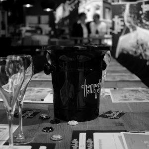Teilnahme Champagner-Tasting