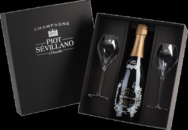 Champagne Piot Geschenkbox