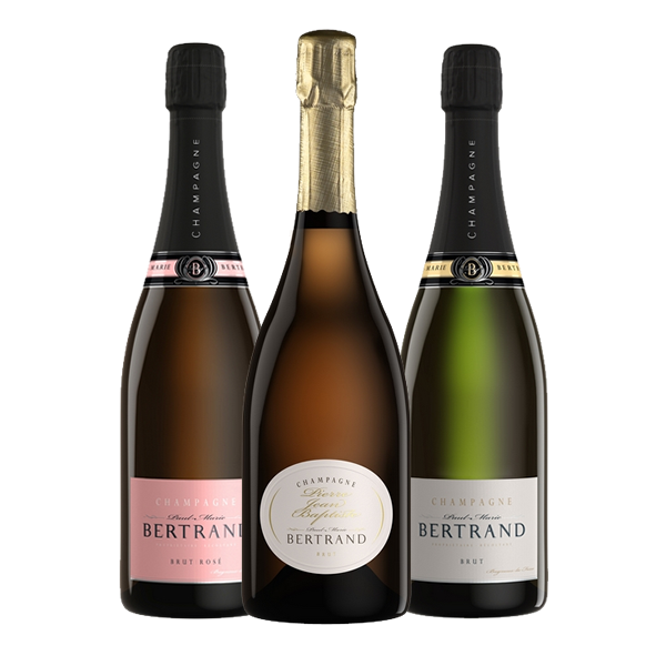 Champagner Angebot: Betrand
