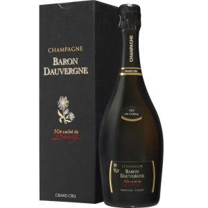 Baron Dauvergne – L´Or Cache de Bouzy 0,75 l