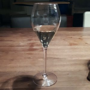 """Champagner Glas """"Beach"""" – Aus Kunststoff"""