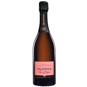 Drappier Rosé halbe Flasche – 0,375 l