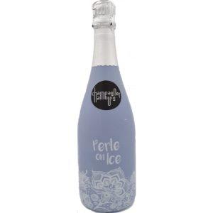 Charlier et Fils-PERLE ON ICE / demi sec / Rosé