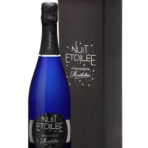 """Mathelin –  Brut """"Nuit étoilée""""  0,75 l Limitiert"""
